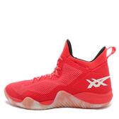 Asics Blaze Nova [TBF31G-3001] 男 籃球鞋 運動 舒適 緩衝 包覆 透氣 支撐 亞瑟士 紅