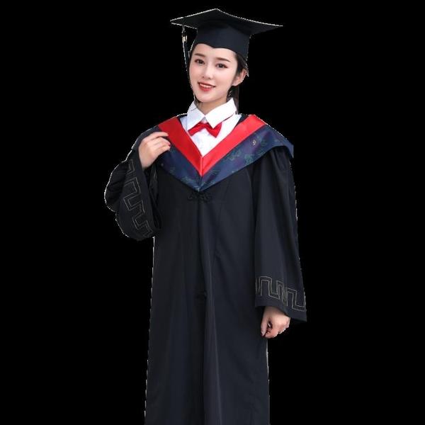想采學士服 學位服批發定制文理工科碩士服博士服大學生畢業禮服 蘿莉新品