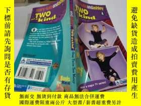 二手書博民逛書店TWO罕見OF A KIND ONE TWIN TOO MANY 兩個同類的,一個雙胞胎太多了Y212829