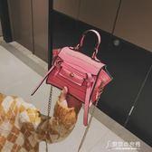 兒童包包韓國時尚斜背包潮流鍊條女童單肩包寶寶新年零錢小包【東京衣秀】