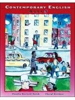 二手書博民逛書店 《Contemporary English: Student Text Level 3》 R2Y ISBN:0071237402│ThomasMcNemara