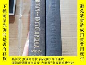 二手書博民逛書店standard罕見american encyclopedia