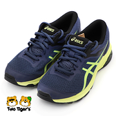 ASICS GT-1000 10 GS 鞋帶款 運動鞋 大童 藍 R7134(1014A189-409)