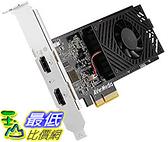 [9美國直購] AVerMedia 圓剛 CL511-HN 介面擴充卡 AVerMedia CL511HN- New 4Kp60 HDR HDMI Low Profile Video Capture Card