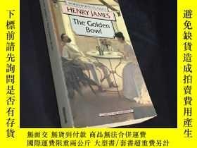二手書博民逛書店HENRY罕見JAMES The Golden Bowl 亨利·詹姆斯,金碗Y12947