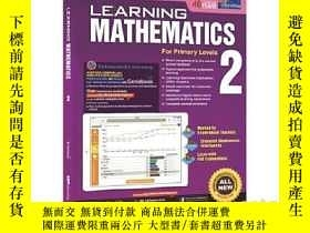 二手書博民逛書店SAP罕見Learning Mathematics 2 新加坡數