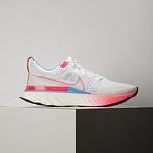Nike React Infinity Run FK 2 男 白粉 輕量 透氣 避震 慢跑鞋 DJ5191-164
