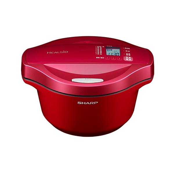 SHARP Healsio 2.4L 0水鍋 KN-H24TB(R)