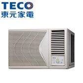 【TECO東元】6-7坪定頻右吹窗型冷氣MW40FR1