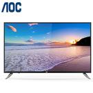 [AOC 美國品牌]55型 4K UHD聯網液晶顯示器+視訊盒 LE55U7570