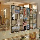 屏風隔斷時尚客廳簡約現代臥室折屏摺疊 NMS 小明同學