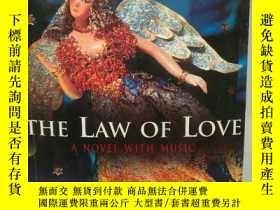 二手書博民逛書店The罕見Law of Love by Laura Esquiv