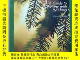 二手書博民逛書店Evergreen:罕見Guide to Writing Wit