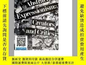 二手書博民逛書店【罕見】Abstract Expressionism: Crea