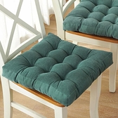坐墊 冬季加厚椅子凳子墊子坐墊學生椅墊方形辦公室久坐屁股墊座墊毛絨【幸福小屋】