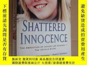 二手書博民逛書店SHATTERED罕見INNOCENCE:The abducti