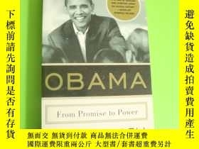 二手書博民逛書店OBAMA罕見From Promise to Power DAV