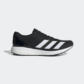 ADIDAS adizero Boston 8 w [G28879] 女鞋 運動 慢跑 休閒 輕量 支撐 愛迪達 黑白