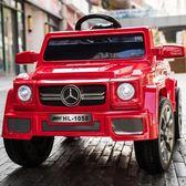 越野兒童電動車四輪越野童車可坐人雙驅動寶寶玩具電瓶汽車帶遙控zg
