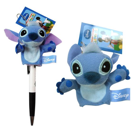 【卡漫城】 Stitch 指偶 娃娃 2入一組 ㊣版 史迪奇 星際寶貝 筆套 吊飾 鑰匙圈 外星人 手指 玩偶
