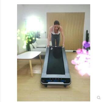 跑步機摺疊迷你小型健走機走步機智慧遙控平板LX【熱賣新品】