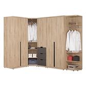 斯麥格8.4尺組合衣櫃/衣櫥(21CM/515-1)/H&D東稻家居