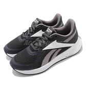 Reebok 慢跑鞋 Energen Run 灰 白 女鞋 輕量 透氣 舒適 運動鞋 【ACS】 FU8575
