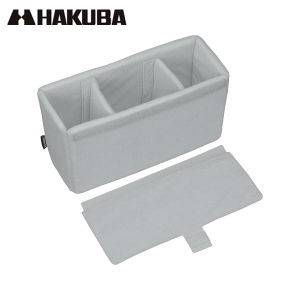 ◎相機專家◎ HAKUBA INNER SOFT BOX 500 灰色 相機內袋 內套 相機包 HA33678 公司貨