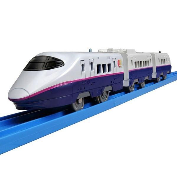 日本鐵道王國#S-08 E2系新幹線_TP14763 公司貨PLARAIL
