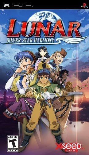 PSP Lunar: Silver Star Harmony Limited Edition (美版代購)