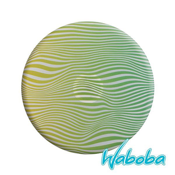 【Waboba】LED 軟式飛盤『浪潮』303C01 戶外 出遊 沙灘 海岸 親子 遊戲 兒童 公園 飛盤