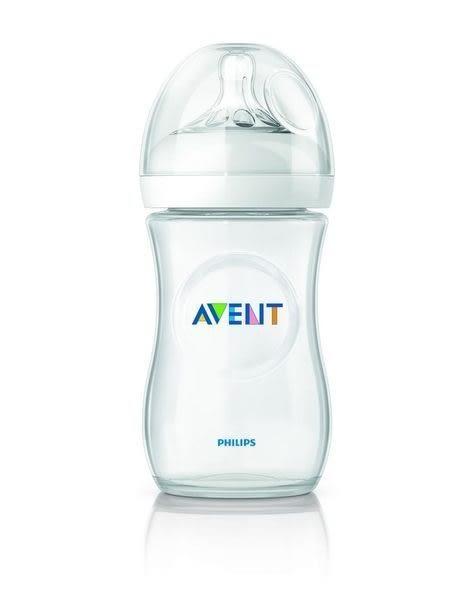 新安怡 AVENT 輕乳感 PP防脹氣奶瓶 260ml 單入
