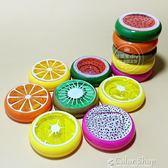 水果水晶泥水晶粘土彩泥DIY透明6色水果彩泥果凍泥吹泡泡泥color shop