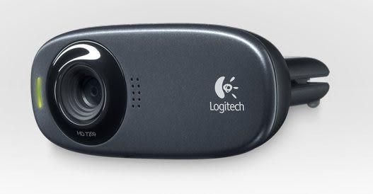 [富廉網] 羅技 Logitech HD 網路攝影機 C310 HD Webcam C 310 卡爾蔡司 內建麥克風