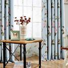愛布愛家 現代簡約成品窗簾布客廳臥室遮光...