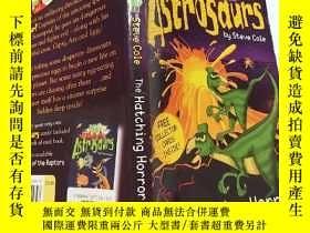 二手書博民逛書店Astrosaurs:罕見the hatching horror:天龍:孵化的恐怖Y200392