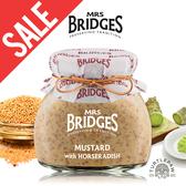 【MRS. BRIDGES】英橋夫人芥末山葵醬(200公克) 交換禮物首選 效期2020/10