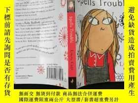 二手書博民逛書店Spells罕見trouble 童書 兒童讀物 適合8-11歲兒