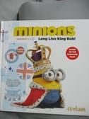 【書寶二手書T1/兒童文學_NLS】Minions: Long Live King Bob_Goodreads