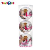 玩具反斗城 L.O.L驚喜寶貝蛋閃亮系列3入