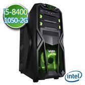 技嘉B360平台【闇天秘術】i5六核 GTX1050-2G獨顯 1TB效能電腦