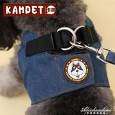中小型犬背心式狗繩狗錬子小狗胸背帶泰迪牽引繩 黛尼時尚精品