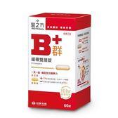 台塑生醫緩釋B群雙層錠60錠【康是美】