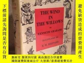 二手書博民逛書店The罕見Wind in the Willows(肯尼斯·格雷厄