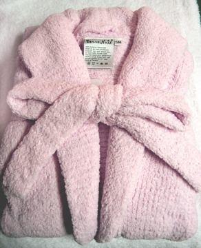 Bonne Nuit 舒活系列 成人浴袍 (杜鵑粉色) 2種size