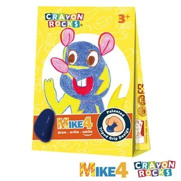 美國Crayon Rocks 酷蠟石 - 閃電鼠 麥克 4色