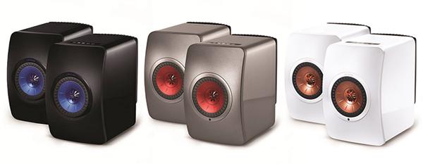 《新竹推薦音響店》 英國 KEF LS50 Wireless 優雅外型 無線WiFi喇叭 公司貨