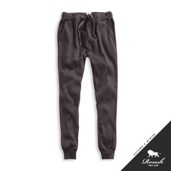 【Roush】女生海狸毛保暖縮口棉褲 - 【625711】