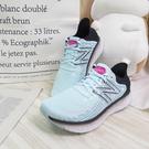 New Balance 1080系列 緩震跑鞋 透氣 慢跑鞋 女款 D楦 W1080L11 綠【iSport愛運動】