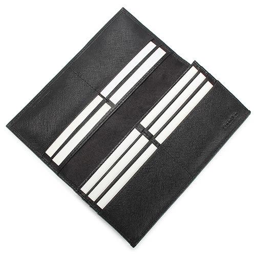 CalvinKlein  經典鐵牌LOGO防刮多卡長夾禮盒(黑色)103047